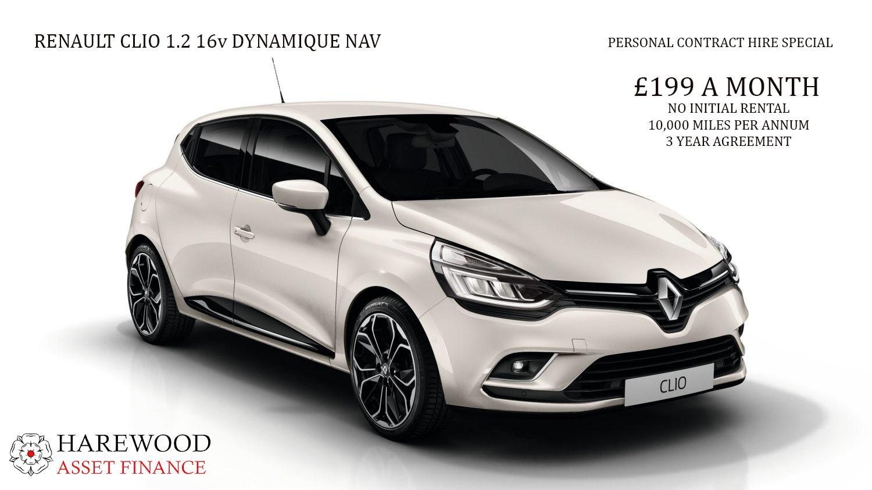 Renault Clio adv